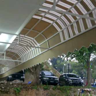Image Result For Canopy Kain Lampung