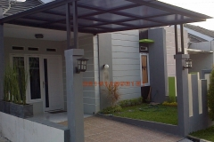 Kanopi Polycarbonate Bogor