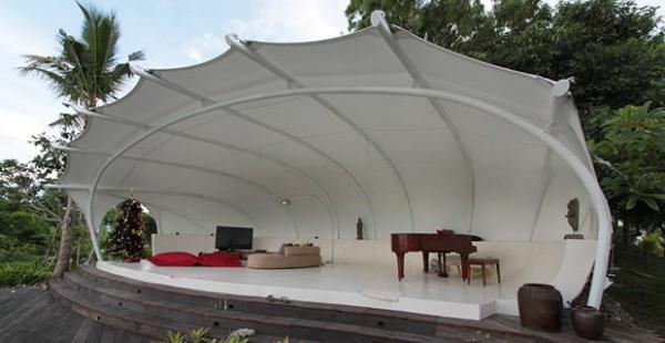 Tenda Membran Canopy Membran