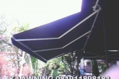 Awning gulung hotel