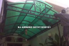 Kanopi Polycarbonate Jakarta Selatan