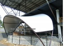 Tenda Membran Gembok Cinta Sukabumi
