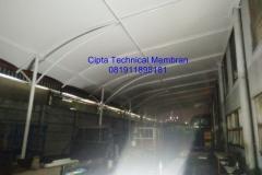 Tenda membran PT Nusa Keihin