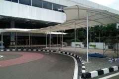 Tenda Membran DPR MPR Senayan