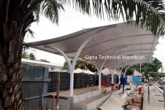 Tenda Membran parung
